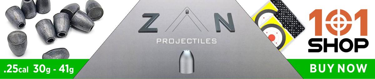 Airgun101 Shop - Zan Projectiles