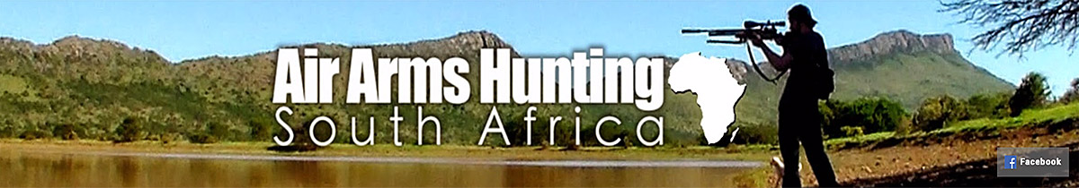 Air Arms Hunting SA Channel Header