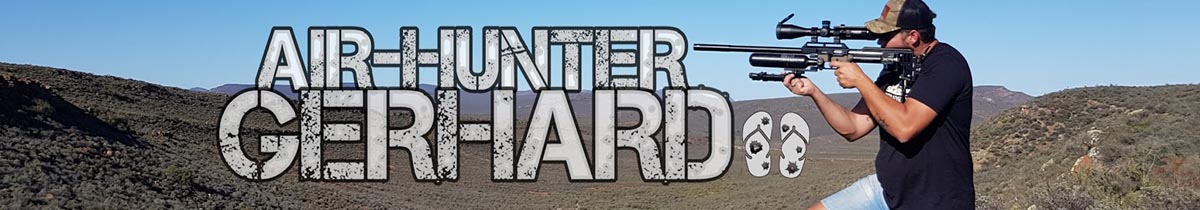 Air-Hunter Gerhard Channel Header