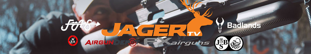Jager TV Channel Header