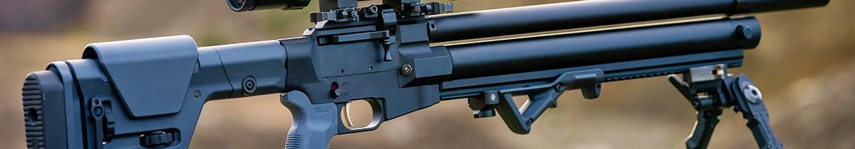 Patagonia Airguns Channel Header